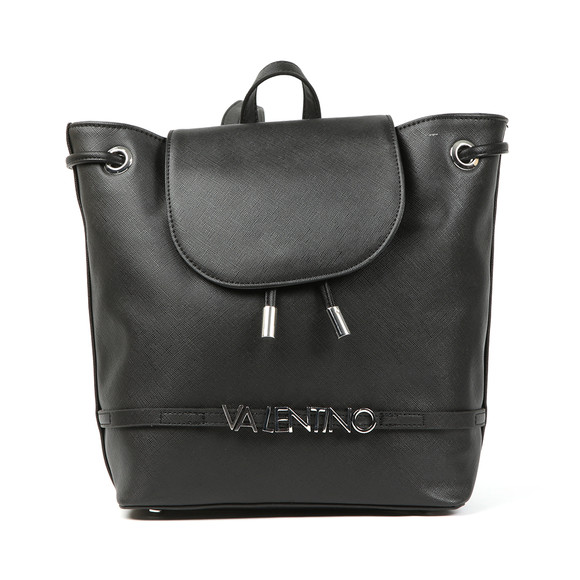 Valentino by Mario Womens Black Sea Winter Backpack main image