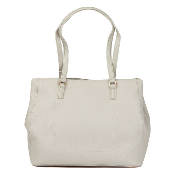 Valentino by Mario Womens Off-white Superman Large Tote main image