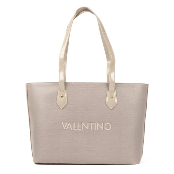 Valentino by Mario Womens Beige Magnolia Tote Bag main image