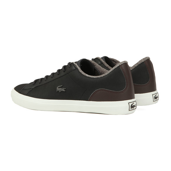 Lacoste Mens Brown Lerond 318 3 CAM Trainer main image