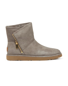 Ugg Womens Grey Kip Boot