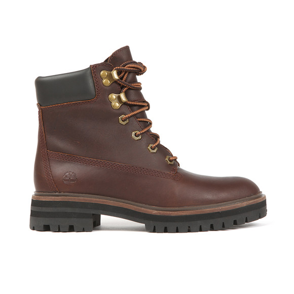 Timberland Womens Brown London Square 6 Inch Boot main image