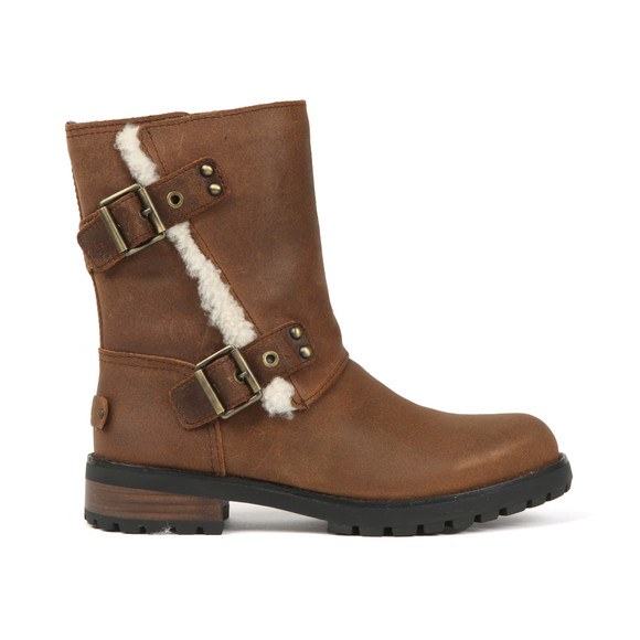 Ugg Womens Brown Niels Boot main image