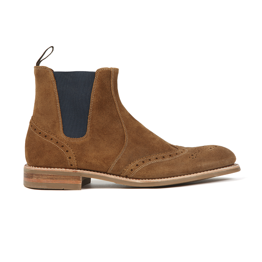 Hoskins Suede Boot main image