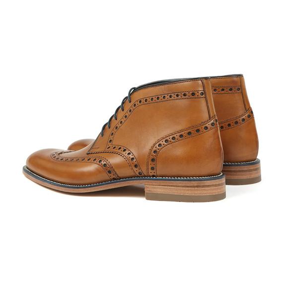 Loake Mens Brown Errington Boot main image