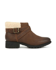 Ugg Womens Brown Benson Boot