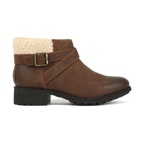 Ugg Womens Brown Benson Boot main image