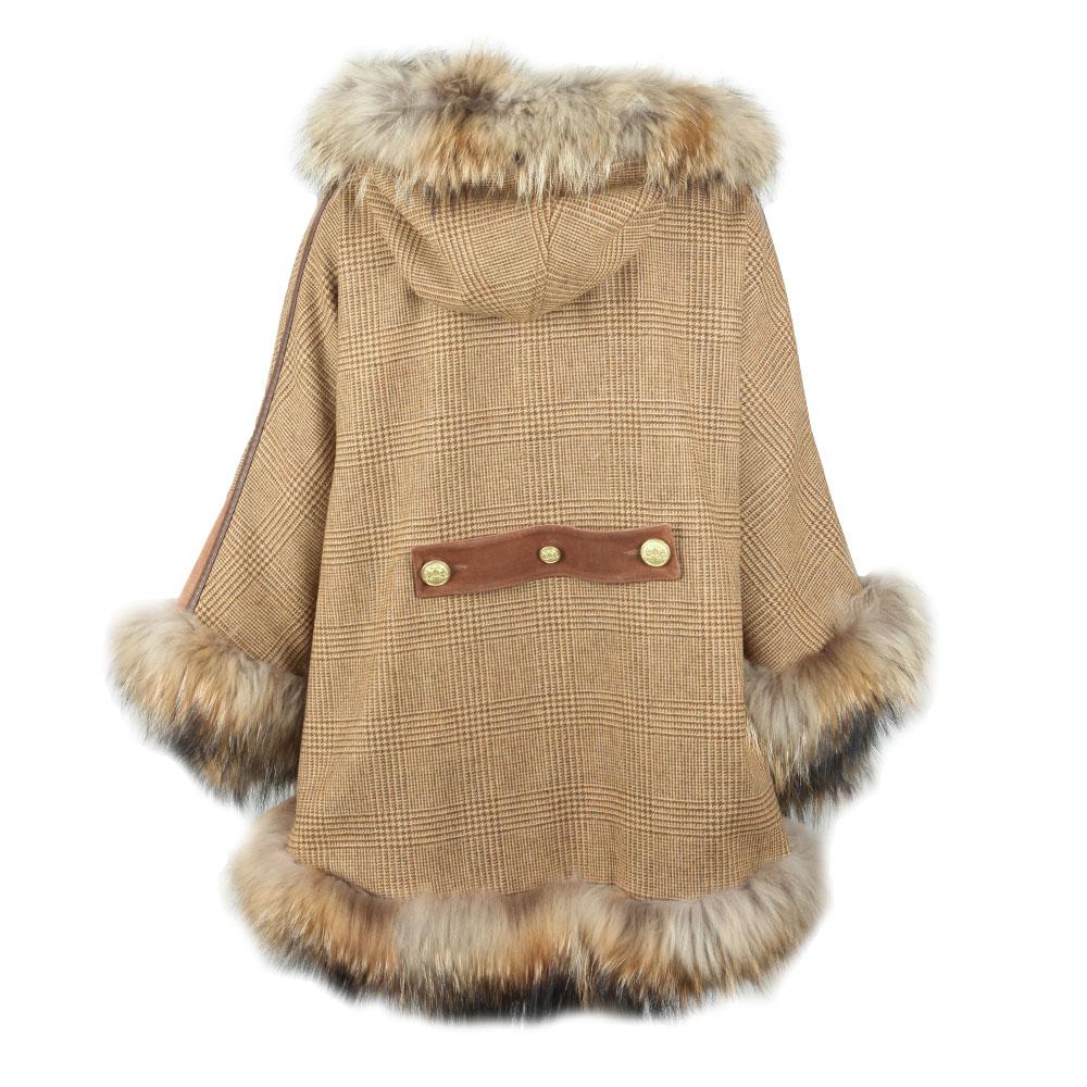 Gold Label Fur Cape main image
