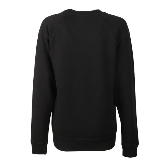 Vivienne Westwood Anglomania Womens Black Classic Sweatshirt main image