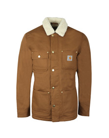 Carhartt Mens Brown Fairmount Coat
