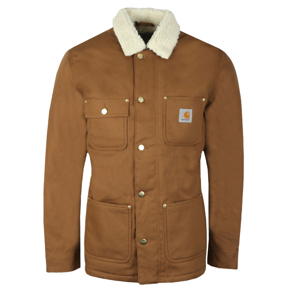 Carhartt Mens Brown Fairmount Coat main image