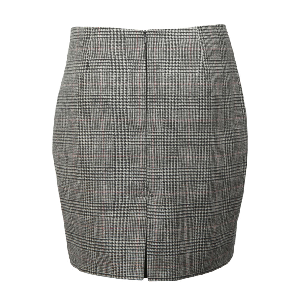 Chelsea Check Mini Skirt main image
