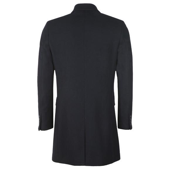 Ben Sherman Mens Blue Tailored Coat main image