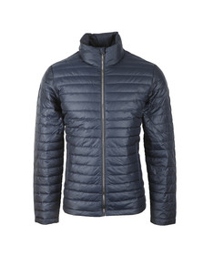 Calvin Klein Jeans Mens Blue Light Packable Down Jacket
