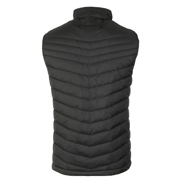 Gant Mens Black The Airlight Down Vest main image