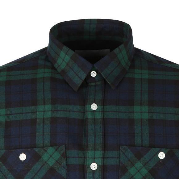 Carhartt WIP Mens Blue Sloman Shirt main image