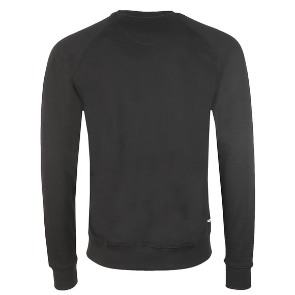 Weekend Offender Mens Black Boxes Sweat main image