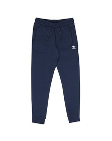 Adidas Originals Mens Blue Slim Fleece pant