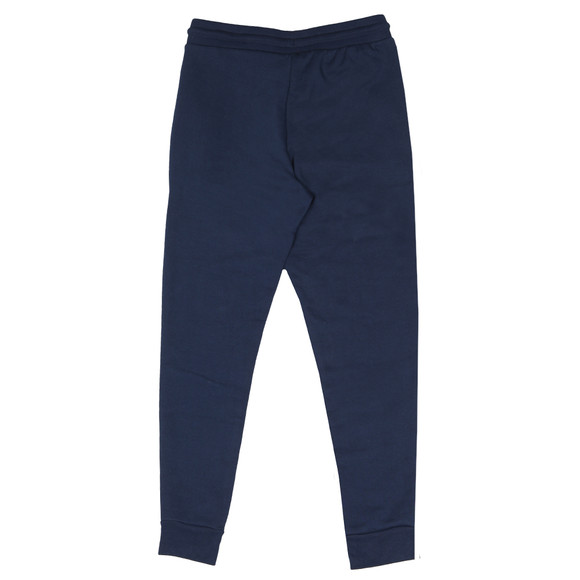 adidas Originals Mens Blue Slim Fleece pant main image