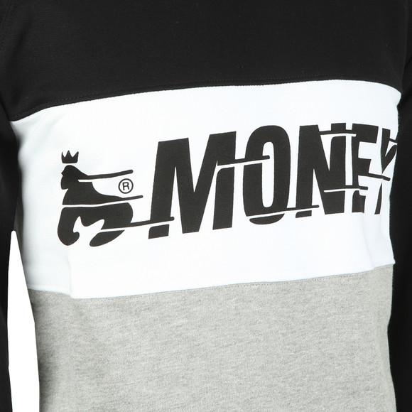 Money Mens Black Speed Crew Sweat main image
