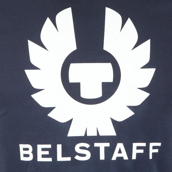 Belstaff Mens Blue Cranstone T Shirt main image