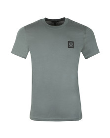 Belstaff Mens Turquoise Throwley T Shirt