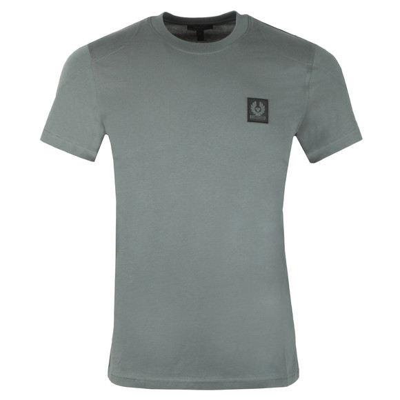 Belstaff Mens Turquoise Throwley T Shirt main image