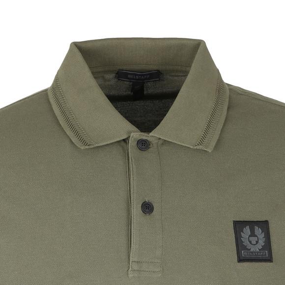 Belstaff Mens Green Stannett Polo Shirt main image