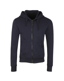 Belstaff Mens Blue Wentworth Full Zip Hoody