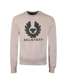 Belstaff Mens Pink Holmswood Sweatshirt