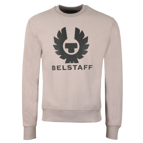 Belstaff Mens Pink Holmswood Sweatshirt main image