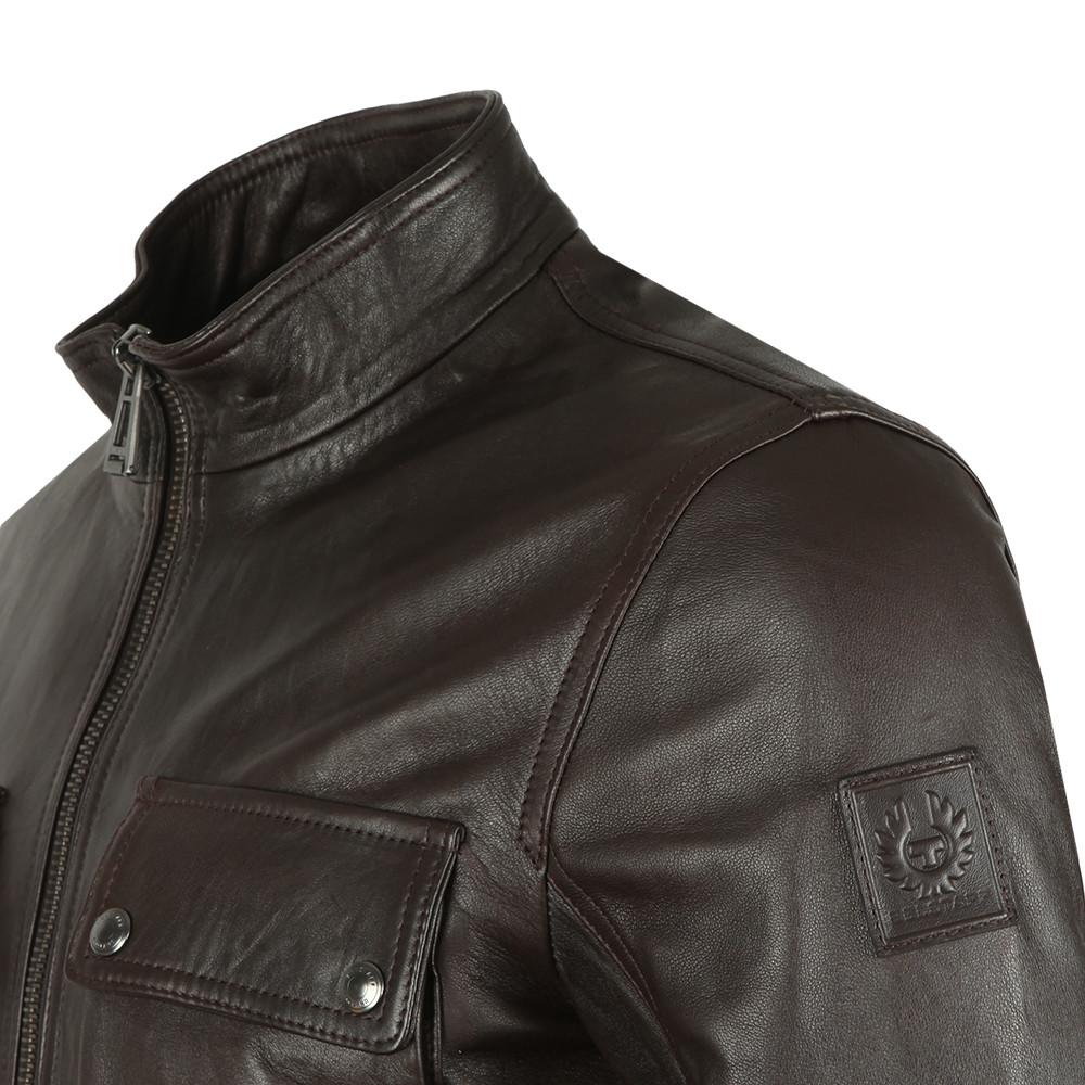 New Brad Leather Jacket main image