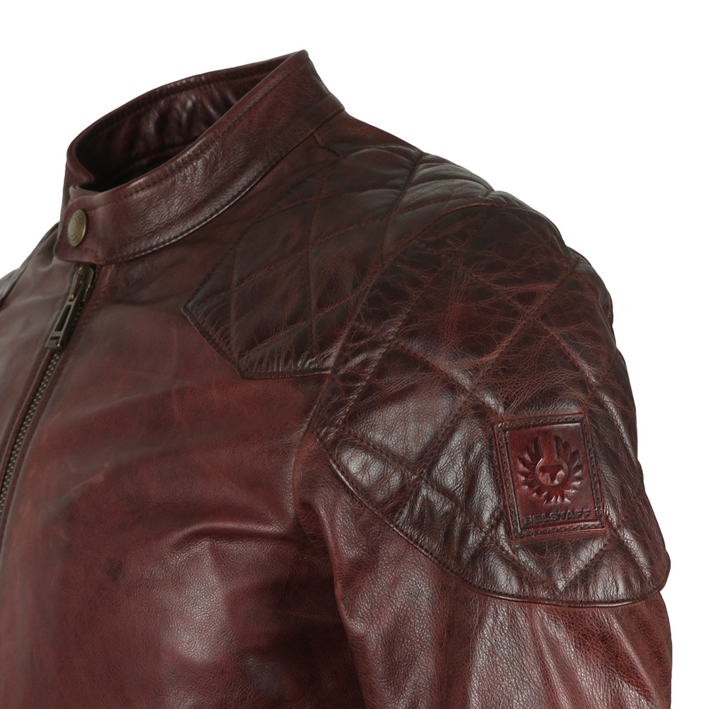 350fa5ac Belstaff Outlaw Leather Jacket | Oxygen Clothing