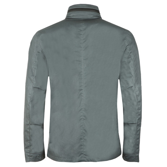 Belstaff Mens Turquoise Explorer Wax Jacket main image