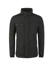 Belstaff Mens Black Explorer Down Jacket