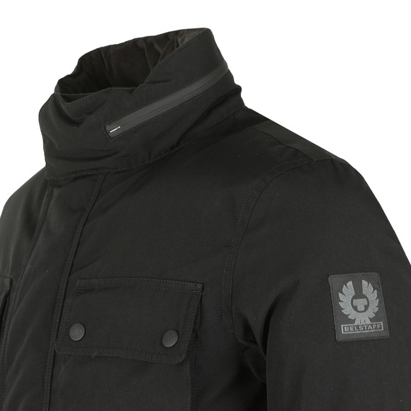 Belstaff Mens Black Explorer Down Jacket main image