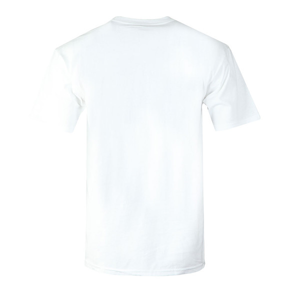 HUF Mens White Memorial Box Logo T Shirt main image