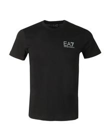 EA7 Emporio Armani Mens Black 6ZPT27 T Shirt