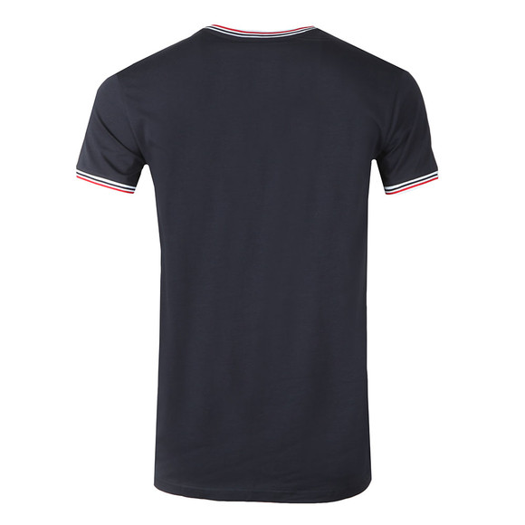 Gym King Mens Multicoloured Signature Tipped Tee main image