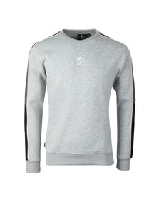 Gym King Mens Grey Gotti Sweat