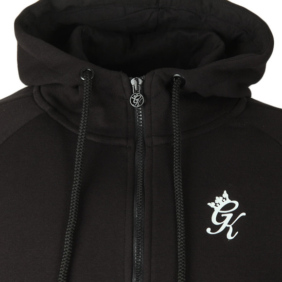 Gym King Mens Black Core Plus Track Top main image