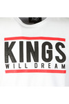 Kings Will Dream Mens White S/S Haswell Tee