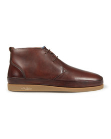 Oliver Sweeney Mens Brown Islingword Chukka Boot