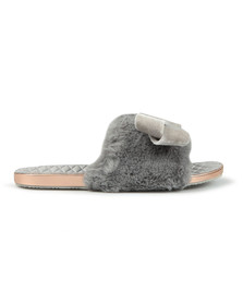 Ted Baker Womens Grey Blings Slipper