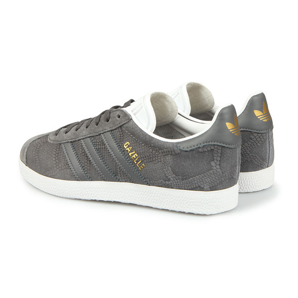 adidas Originals Womens Grey Gazelle OG W Trainer main image