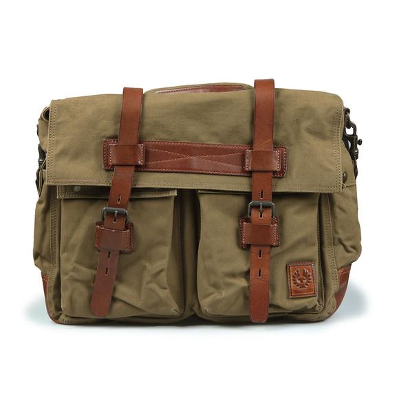 Belstaff Mens Brown Colonial Messenger Bag main image