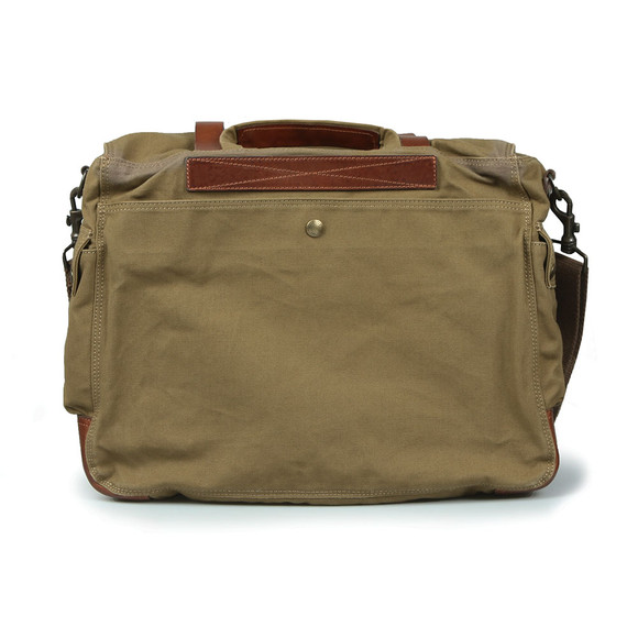 Belstaff Mens Brown Colonial Messenger Bag main image