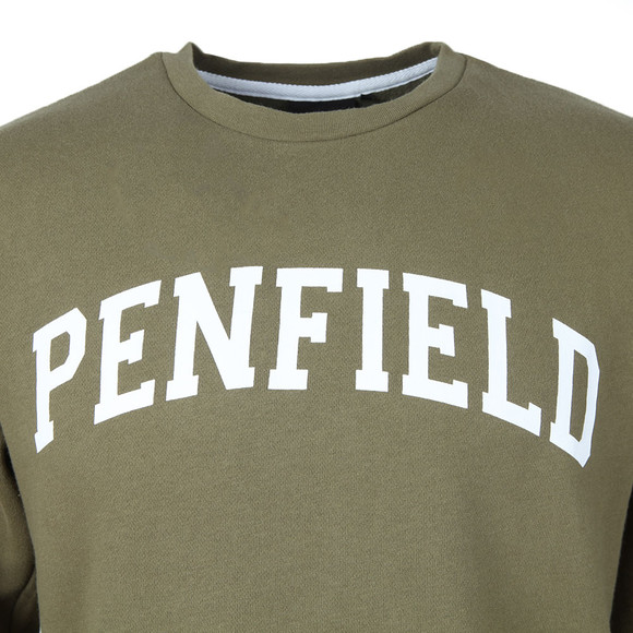 Penfield Mens Green Stowe Sweat main image