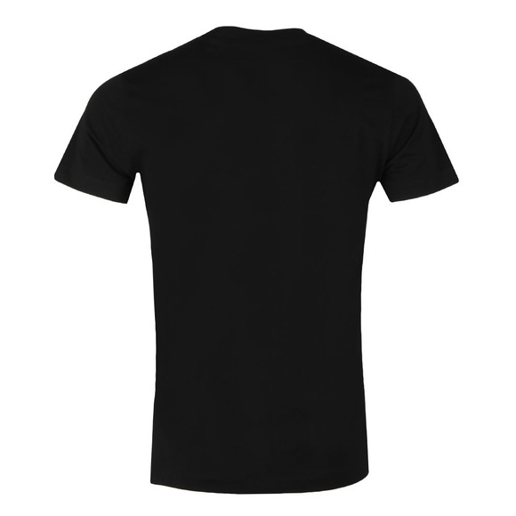 Calvin Klein Jeans Mens Black S/S Monogram Box Tee main image