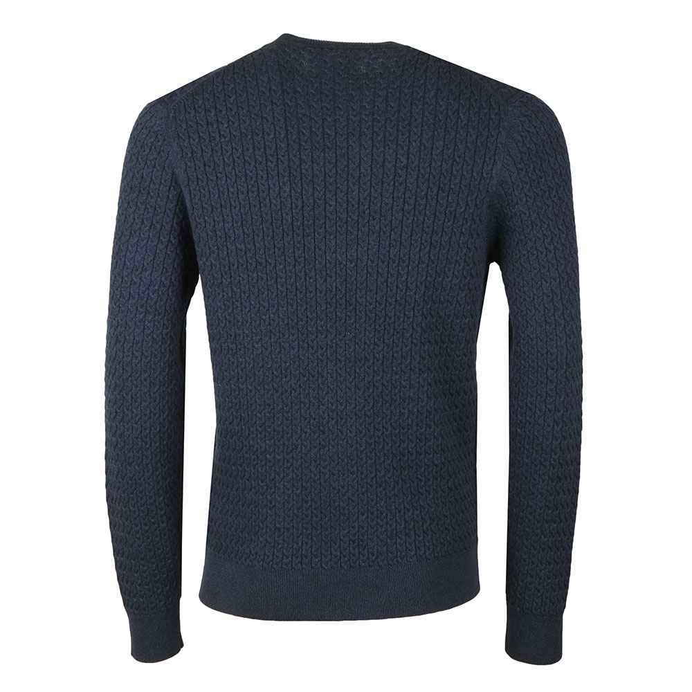 Mouline Crew Neck Jumper main image